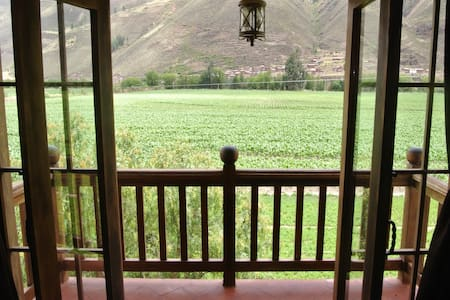 Sacred Valley's Best View  - Cottage