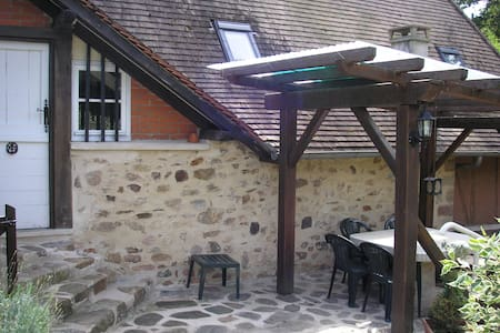 Converted Granary apartment at Moulin d'Arnac - Nonards - Appartement