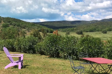 Farm in Maremma Park 4km from sea - 2 person apt - Apartment