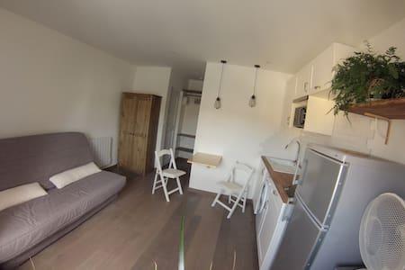 Studio Palais Nicois Centre Ville - Nice - Apartment