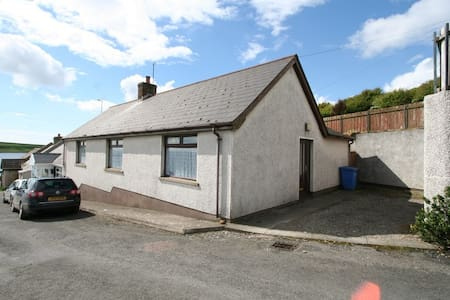 Magic sea views,quiet seaside house - Ballyhornan - Rumah