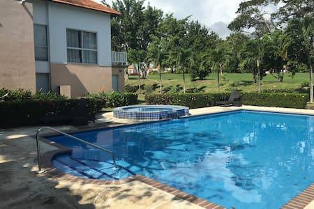 Casa de playa con piscina y jacuzi - Río Hato - Maison