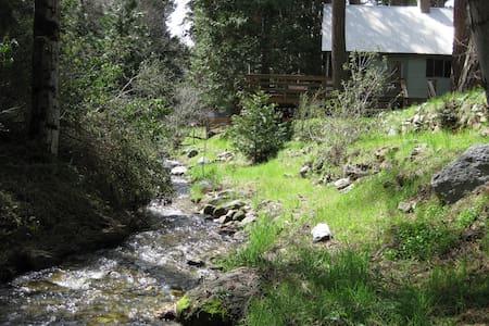 California Hot Springs Getaway - California Hot Springs - Cottage