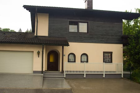 """BER"" Spacious House wonderfully quiet located - Ház"