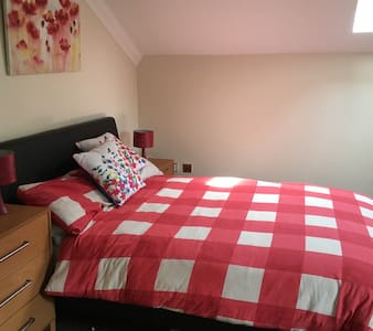 Dbl Room in Converted Barn Home - Hurworth-on-Tees