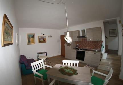 Ampio bilocale in paese - Appartamento