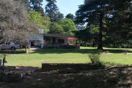 Casa de Campo en Reserva Hidrica - House