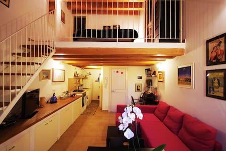St Barbara short term apartment - Bari - Loft