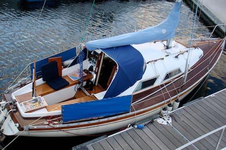 25 Fot seilbåt til leie i Oslo - Oslo