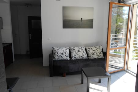 Gardenia Seaside Międzywodzie - Lägenhet