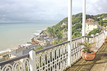 Seacliff - 3 Bed Stunning Apartment - Ventnor - Appartement