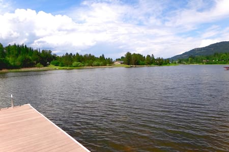 Beautiful Home on Lake Pend Oreille - Hus