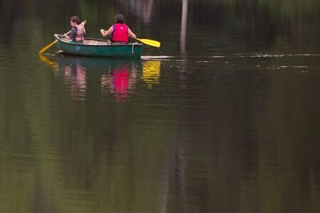 2 BD Mt Cabin, Lake, Hike & Fish #7 - Crozet - Cabin