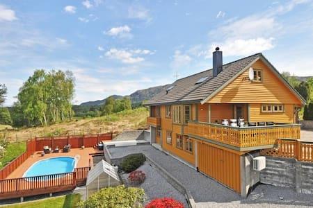 holiday flat in Valevåg, Hordaland, Norway - Apartment