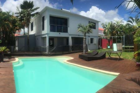 Jolie Villa familiale à La Réunion - Ház