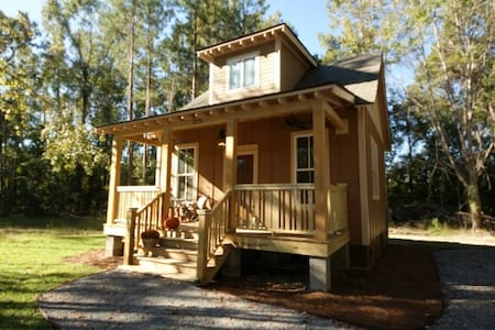 Edisto River Cottage House Plans