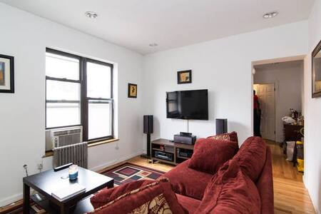 Living Room in the East Village!