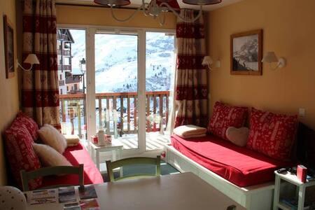 Appartement cosy au ski en Savoie - Valmeinier - Daire