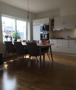 Moderne, ny leilighet - Flat