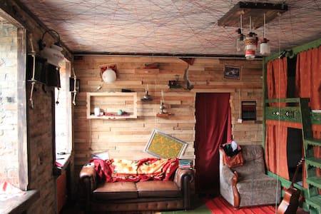 EcoArt Hostel - House