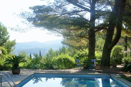 Beautiful Villa with amazing views - Roquevaire - Villa