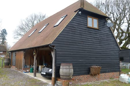 One bedroom barn, Ditchling, Sussex - Hassocks - Appartement