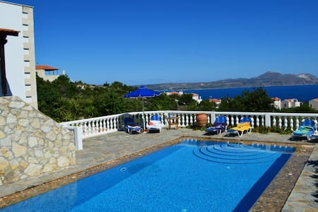 Villa big pool & seaview 10%OFF FOR EARLY BOOKING - Villa