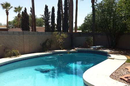 3 BD 2 BTH In Scottsdale with Pool