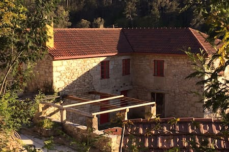 Stone cottage in beautiful Galician countryside - Monfero - Rumah