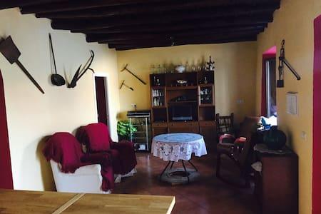 Casa rústica en cortelazor - Casa