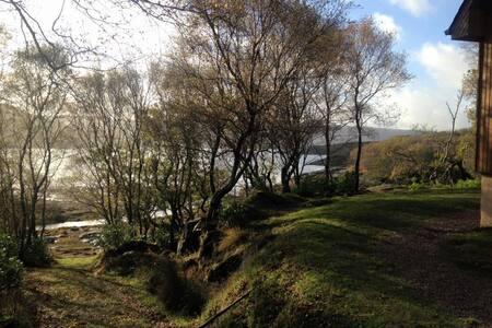 Shoreline Cottages - Glenborrodale - Hus