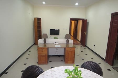 Doha,1 Bedroom Suite in a Villa - Al-Markhiyah - Huis