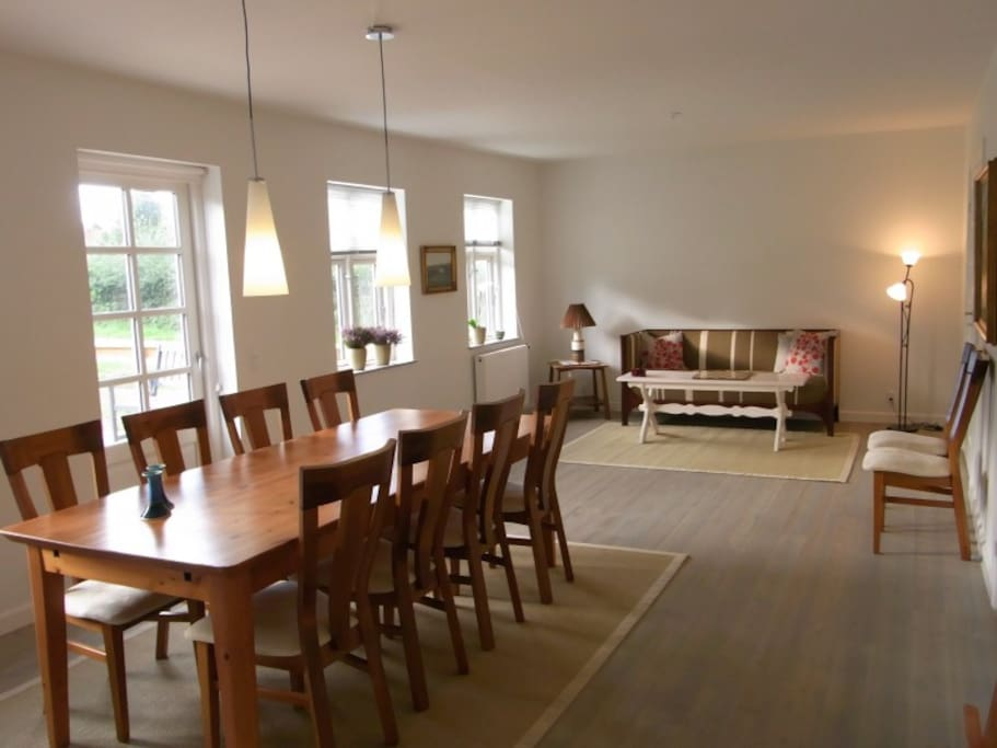 BEAUTIFUL, COZY HOUSE ON LANGELAND