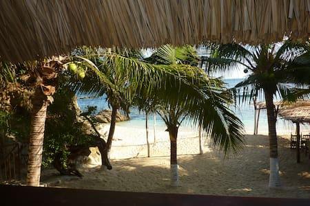 Cabana en la playa - Zomerhuis/Cottage