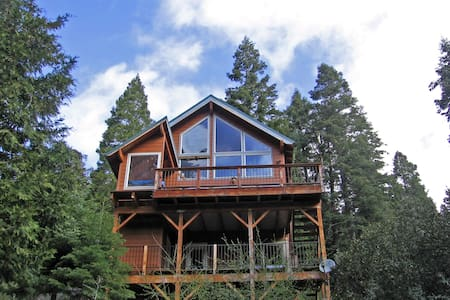 Cabin in the Giant Sequoias - Chalet