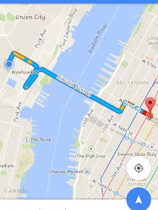 NYC 16 Minutes Away! - Union City - Apartment