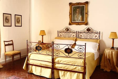 Big Room and Large Breakfast in Charming Castle - Bed & Breakfast