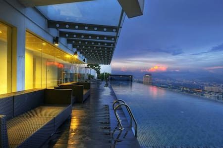 Residence in central KL with easy access , great view and superb surrounding