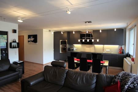Modern apt sleeps 8 in Ski Amade - Appartamento