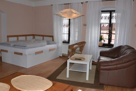 Cozy Studio Apartment by the Castle - Jindřichův Hradec