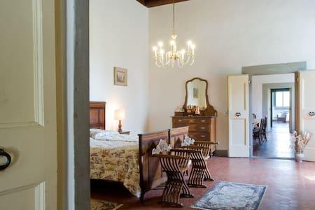 Camere in Villa del '500 vicino Firenze  4 persone - Barberino di Mugello