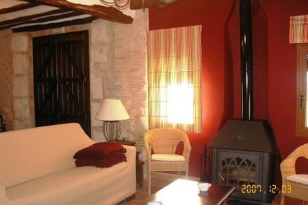 Casa 2 Alquería del Pilar 6-8 pers - Banyeres de Mariola - Dom
