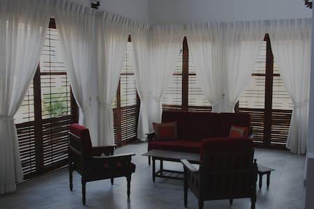 Shanthi Vila - Full Villa - Casa