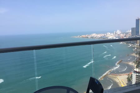 Oceanfront Apartment in Cartagena - Cartagena