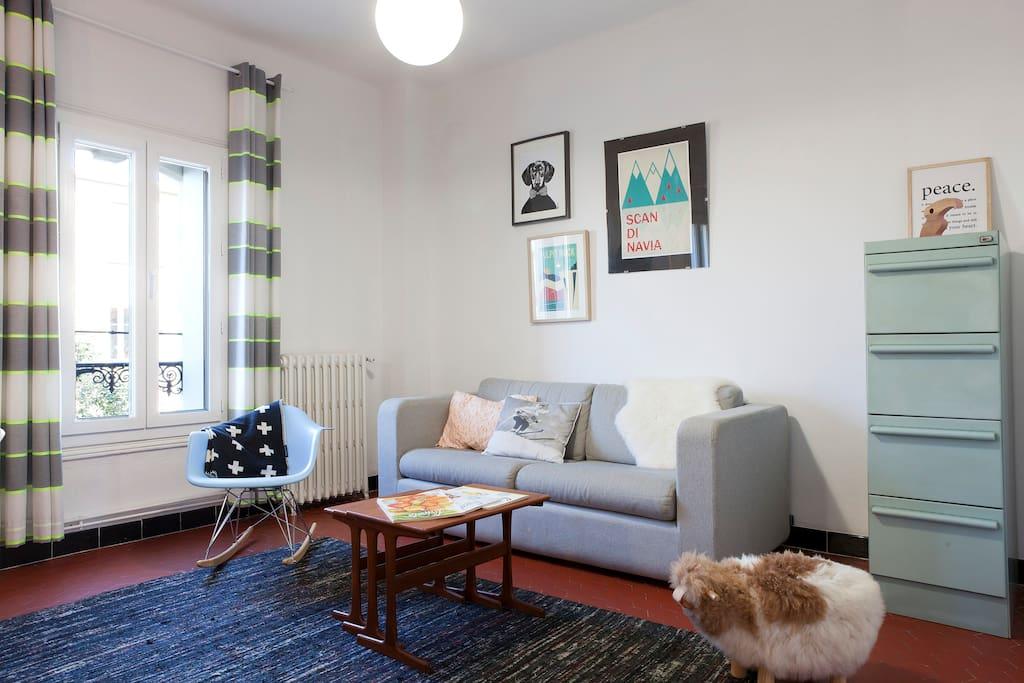 Apartment elegant design 70m2 apartments for rent in for Apartment design 70m2