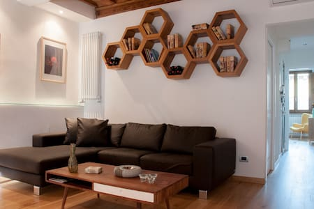 Design and comfort in the center  - Firenze - Apartment