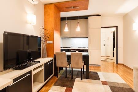 M Apartment New Belgrade - Belgrad - Lägenhet