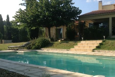 A haven of peace in South Luberon - Lauris