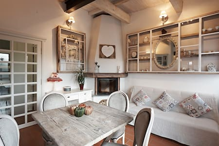 Charming house with private garden - Firenze - House