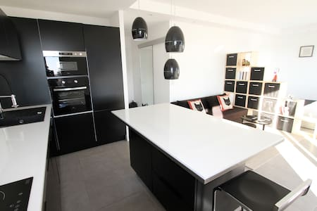 Large studio close to the beaches and the center - Cannes - Apartment